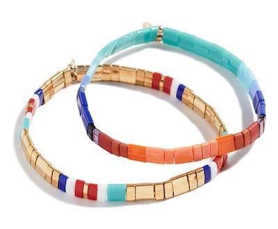 SHASHI Women's Tilu Bracelets (Set Of 2)