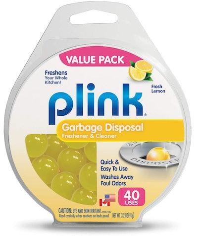 Plink Garbage Disposer Cleaner and Deodorizer