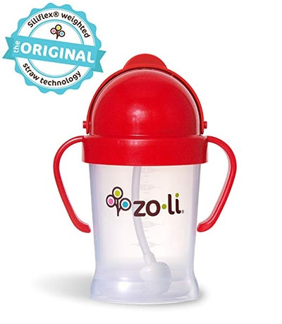 ZoLi Siliflex Weighted Straw Sippy Cup