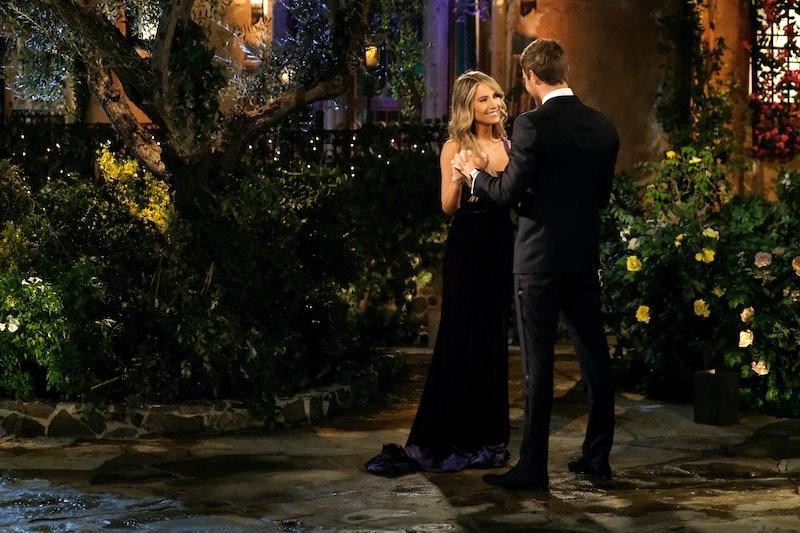 Victoria Paul and Peter Weber on 'The Bachelor' Season 24