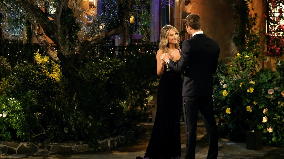 Victoria Paul and Peter Weber on 'The Bachelor' Season 24