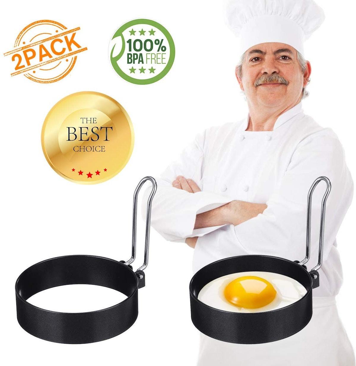 ARTISTORE Egg Ring (2-Pack)