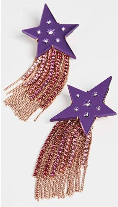 Kate Spade New York Women's Fringe Earrings