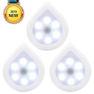 Searik Motion Sensor Lights (3-Pack)