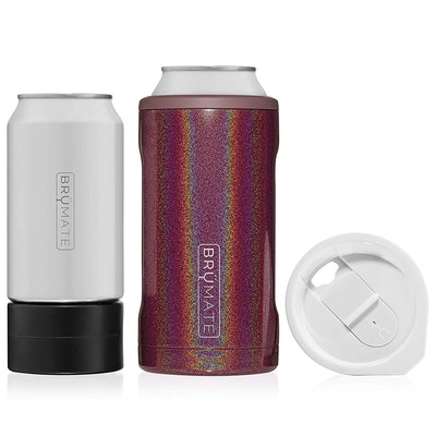 BrüMate HOPSULATOR TRíO 3-in-1 Stainless Steel Insulated Can Cooler