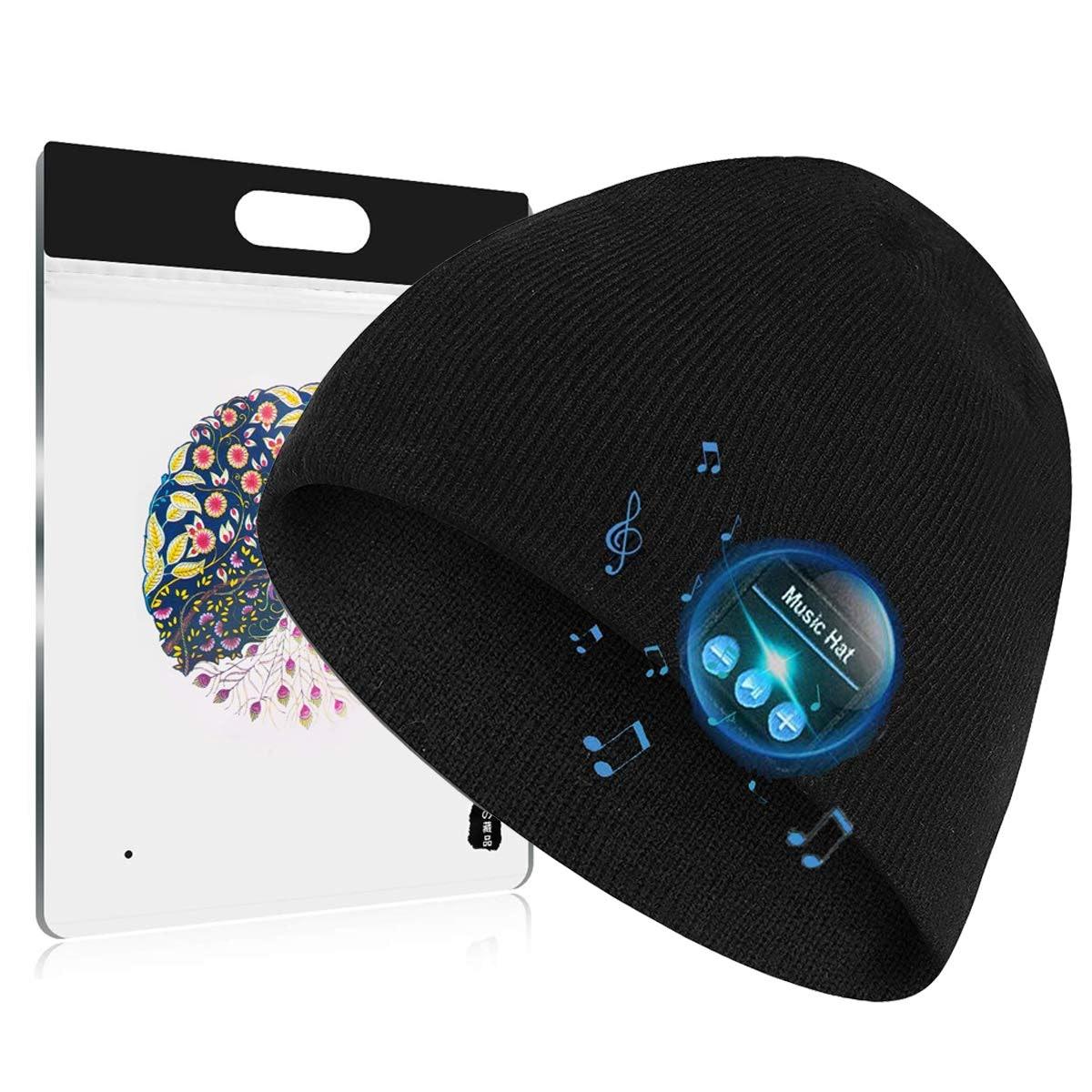 BLUEHRESY Bluetooth Beanie Hat