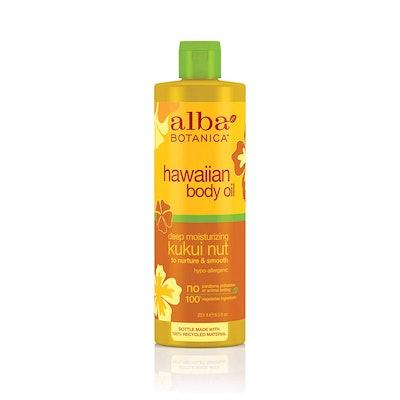 Alba Botanica Deep Moisturizing Kukui Nut Hawaiian Body Oil