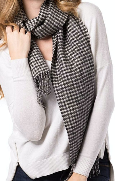 Fishers Finery Women's 100% Pure Cashmere Scarf