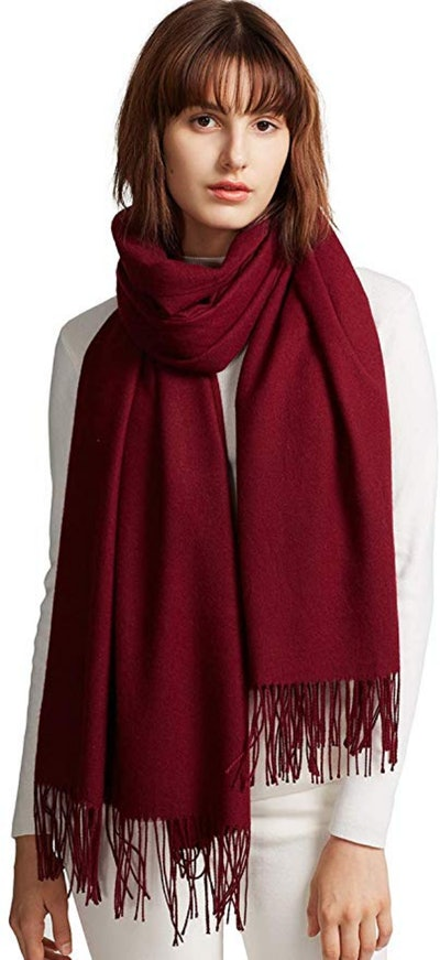 MaaMgic Large Soft Cashmere-Feel Scarf