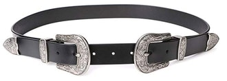 Jasgood Women Leather Belt