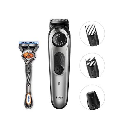 Braun Beard Trimmer & Hair Clipper