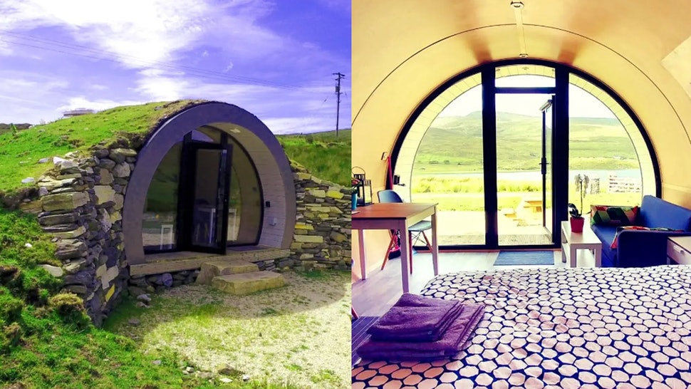 This Hobbit-inspired Airbnb is ideal for a last-minute holiday getaway.