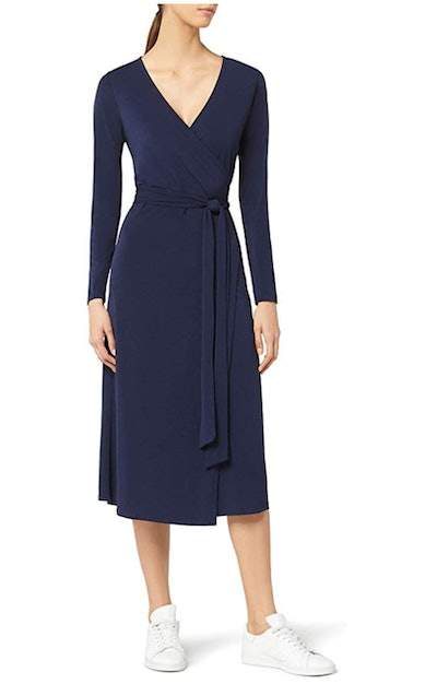 Meraki Women's Wrap Dress