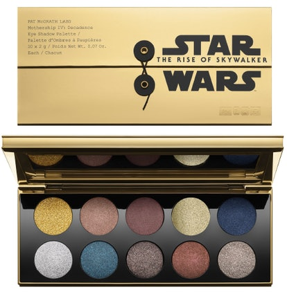 Pat McGrath x Star Wars  MOTHERSHIP IV GOLDEN DECADENCE
