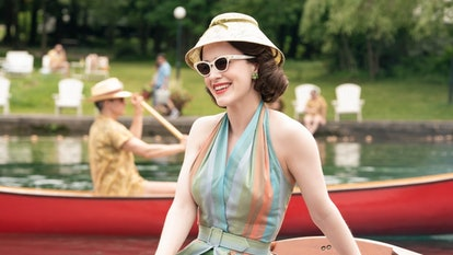 Marvelous Mrs. Maisel could end sooner than you think.