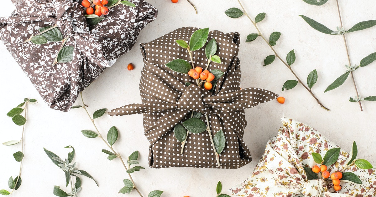 5 Unique Gift Wrapping Ideas That Are Also Surprisingly Easy