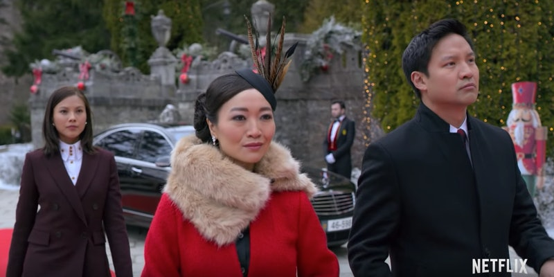 the King and Queen of Panglia