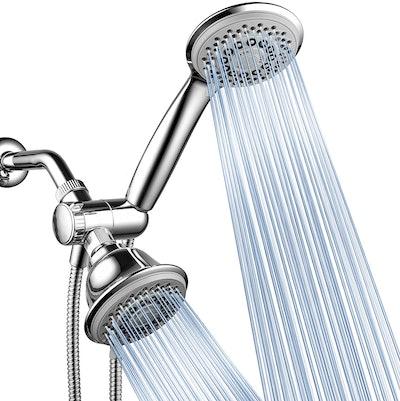 Hotel Spa AquaStorm Dual Shower Head