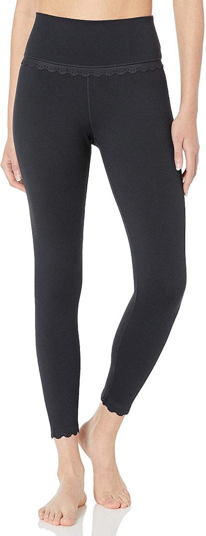 Amazon Brand - Core 10 Women's Studiotech Icon Series Yoga Legging