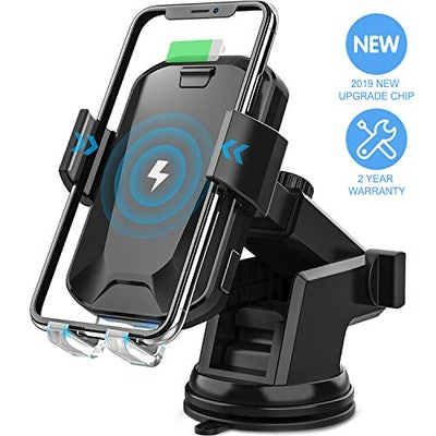 CHGeek Wireless Car Charger and Mount