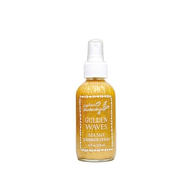 Captain Blankenship Golden Waves Sea Salt Hair Spray