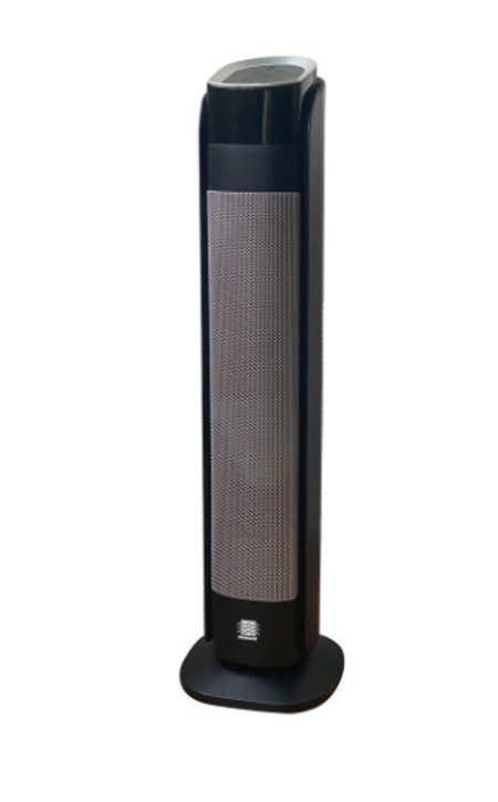 Warmwave Deluxe Digital 30 in. Ceramic Tower Heater with Remote Control