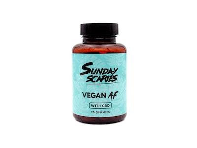 Vegan CBD Gummies with Vitamins