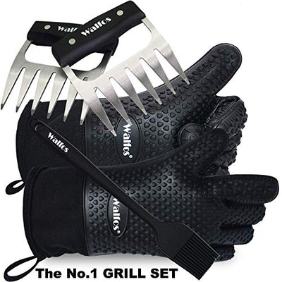 Walfos Meat Claws and Grilling Gloves