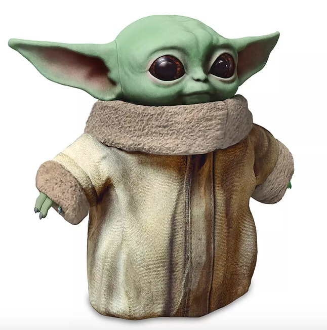 Baby Yoda Toys Are Here For All True 'Mandalorian' Fans To Pre-Order