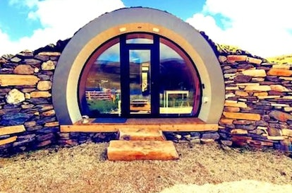 "The ""CroPod"" Airbnb is tucked away in the Irish countryside."