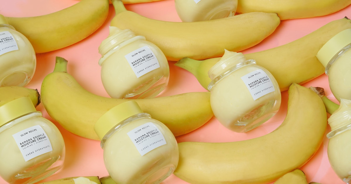 Glow Recipe's New Banana Souffle Moisture Cream Proves The Ingredient Is A Serious Superfruit