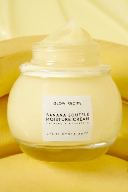 Texture of Glow Recipe's new Banana Soufflé Moisture Cream