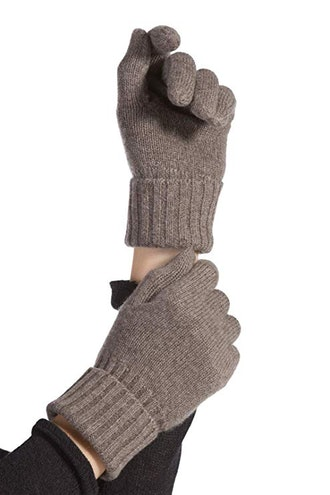 Fishers Finery Women's Cashmere Gloves
