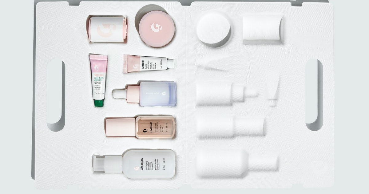 What's In Glossier's 'The Skincare Edit'? This New Set Contains Must-Have Merch