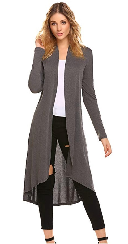 POGTMM Women's Casual Duster