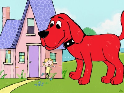 ":Clifford The Big Red Dog"" is back with a slew of new and valuable lessons for today's kids."