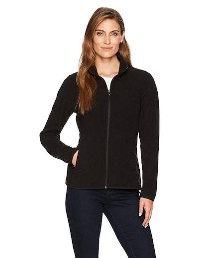 Amazon Essentials Full-Zip Fleece Jacket