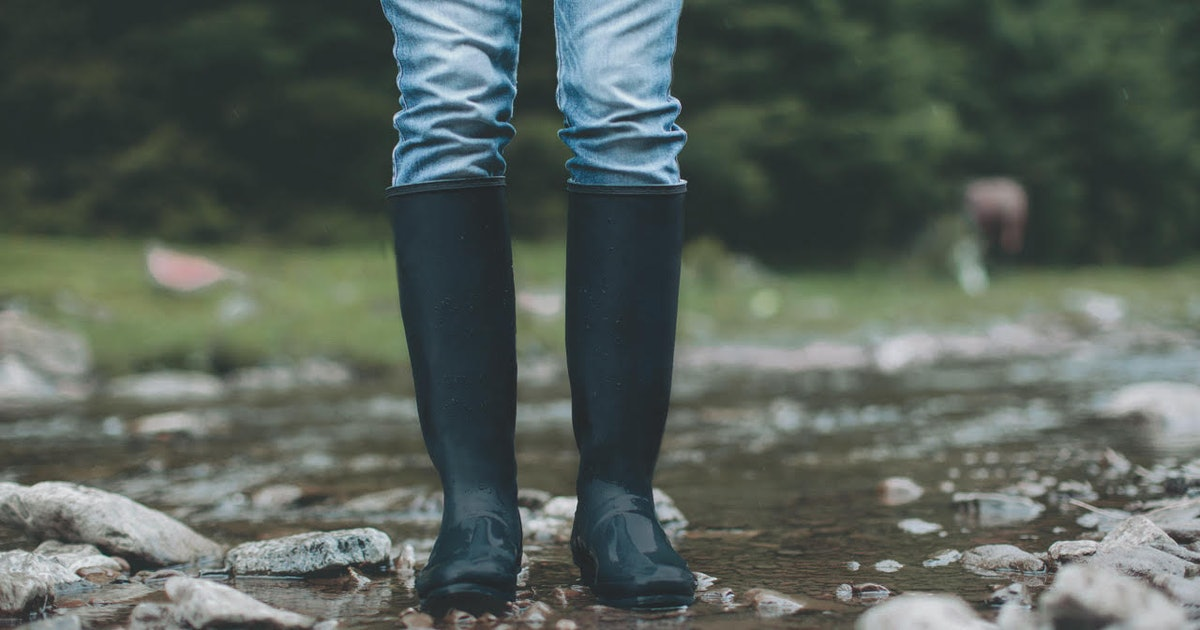 The 7 Most Comfortable Rubber Boots