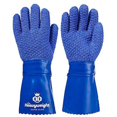 Heavyweight Scrub Gloves