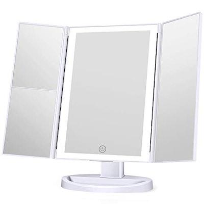 KOOLORBS Makeup Mirror with Lights