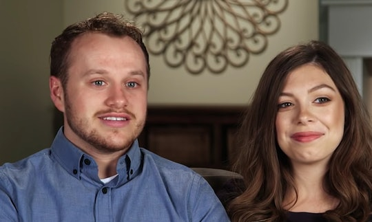 Josiah and Lauren Duggar revealed during an episode of 'Counting On' that they plan on naming their kids in alphabetical order.