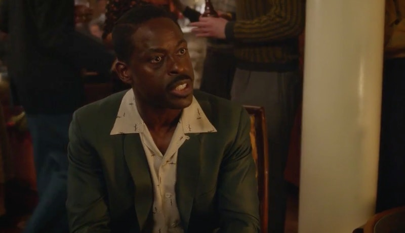 Sterling K. Brown as Reggie in Marvelous Mrs. Maisel Season 3
