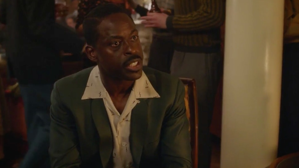 Sterling K. Brown as Reggie in Marvelous Mrs. Maisel Season 3