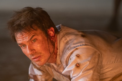 Ian Somerhalder as Dr. Luther Swann in V Wars