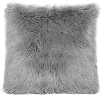 Ojia Faux Fur Throw Pillow Cover