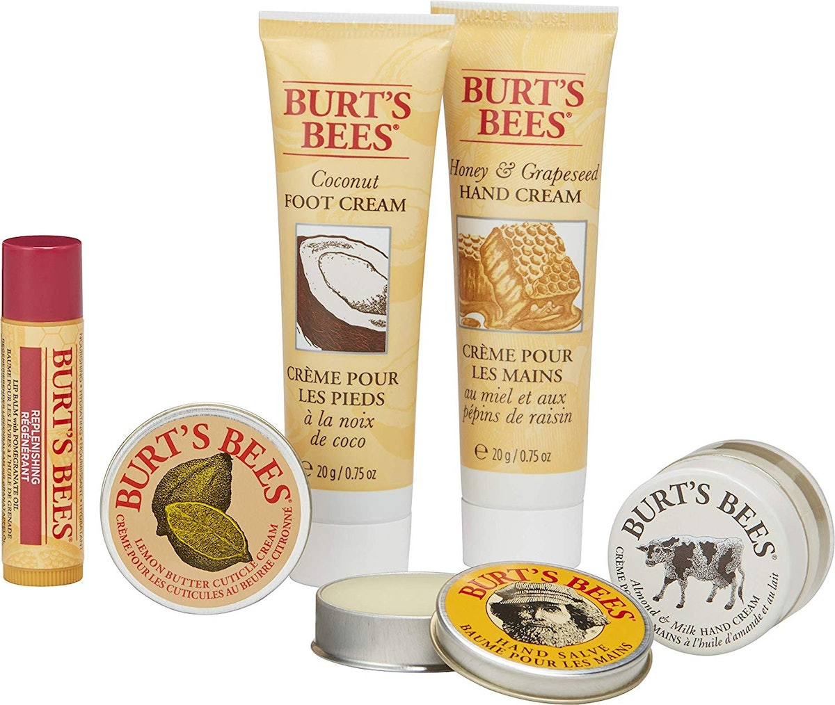 Burt's Bees Tips And Toes Gift Set (6 pack)