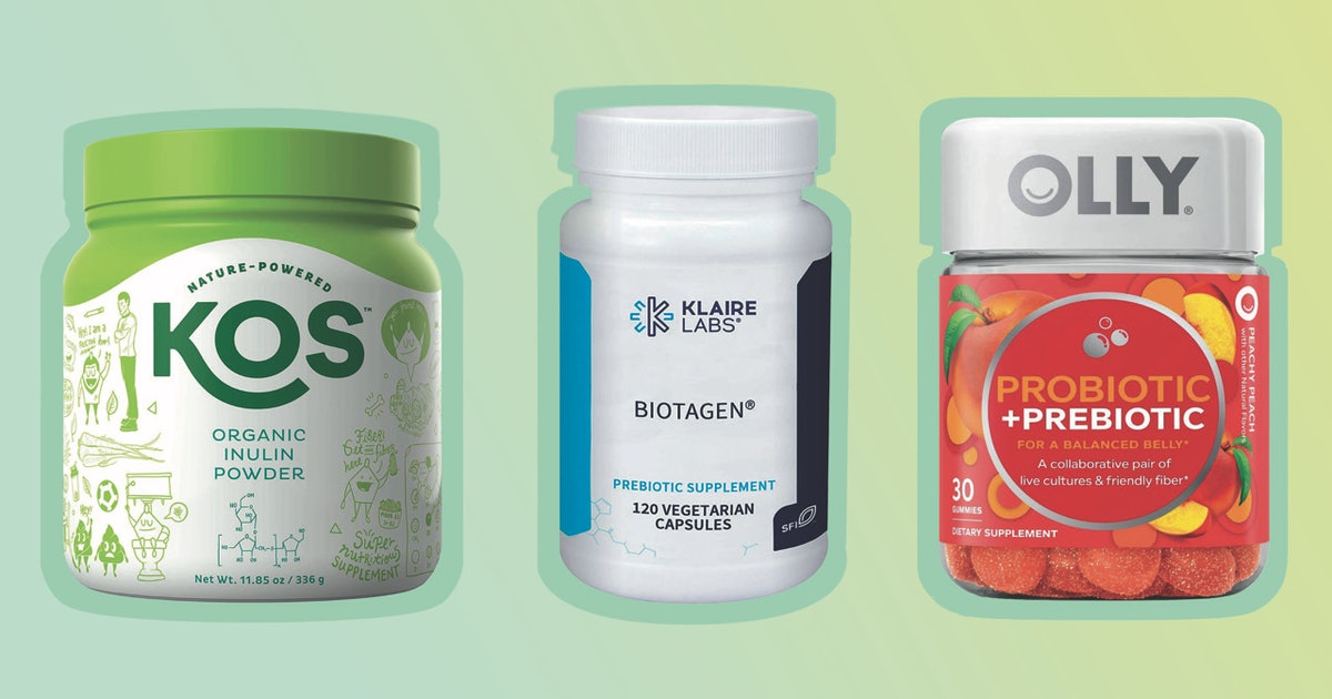 3 Prebiotic Supplements To Help Boost Your Gut Health