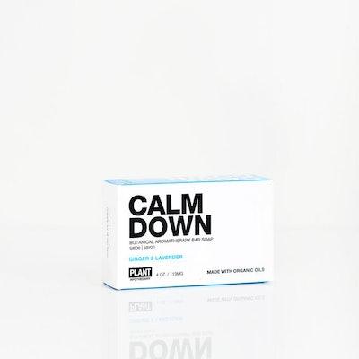 Calm Down Organic Bar Soap