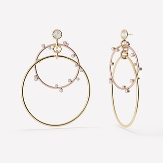 Lada Blanc Earrings | emrata x SK