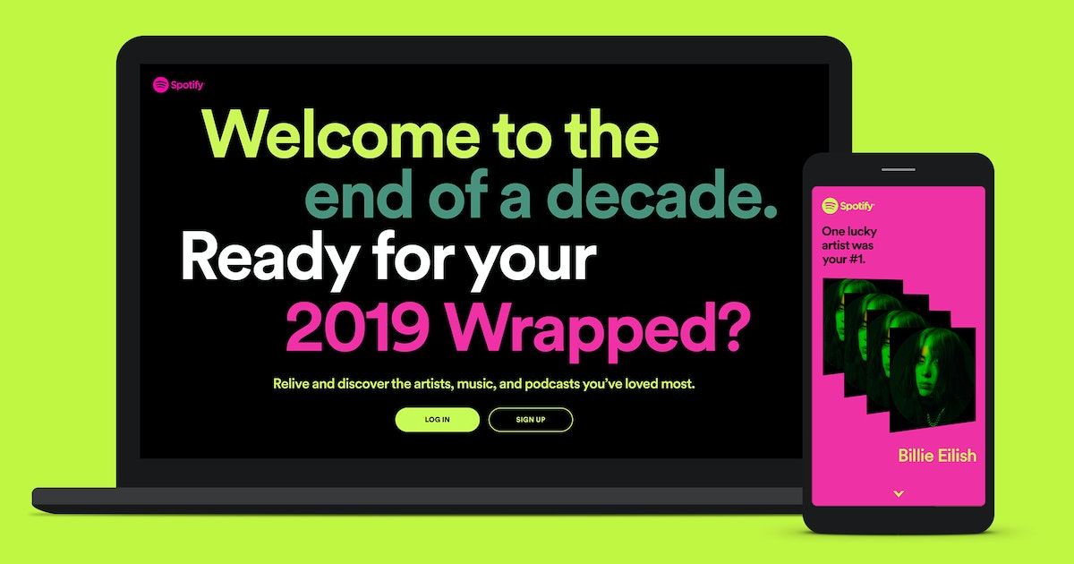 How To See Your Top Spotify Songs Of 2019 & The Entire Decade
